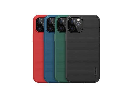 قاب آیفون Nillkin Super Frosted Shield Pro for Apple iPhone 12 Pro Max