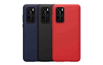 قاب سیلیکونی محافظ هوآوی Nillkin Flex Pure Case Huawei P40