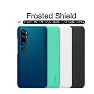 قاب نیلکین شیائومی Nillkin Frosted Shield Mi Note 10 Pro