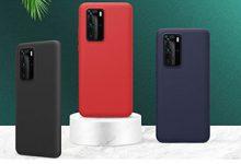 قاب نیلکین محافظ هوآوی Nillkin Flex Pure Cover Case P40 pro