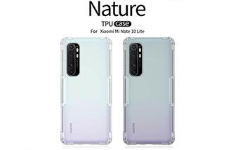 Photo of قاب ژله ای شیائومی Nillkin Nature TPU For Xiaomi Mi 10 Lite