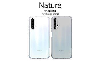 قاب ژله ای نیلکین محافظ هواوی Nillkin Nature TPU Huawei Nova 5T