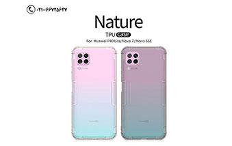 قاب ژله ای نیلکین هواوی Nillkin Nature TPU Huawei P40 Lite