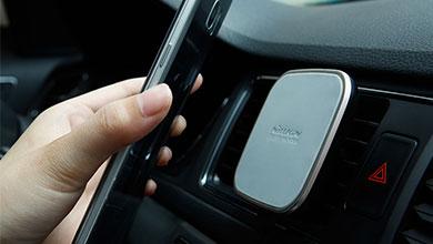 مگنتیک وایرلس شارژر Car Magnetic Wireless Charger