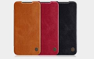کیف چرمی نیلکین Qin محافظ شیائومی Nillkin Xiaomi Mi 9 se