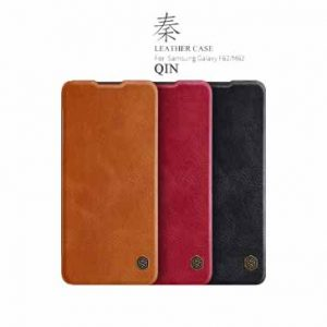 کیف چرم سامسونگ Nillkin Qin Samsung F62