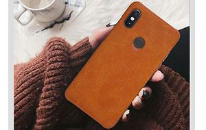 کیف چرم نیلکین محافظ شیاومی Nillkin Qin Xiaomi Note 6 pro