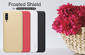 گارد نیلکین سامسونگ Frosted shield Samsung Galaxy A70