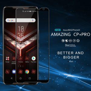 گلس شیشه ای تمام چسب Nillkin CP+ Pro Asus ROG Phone 2