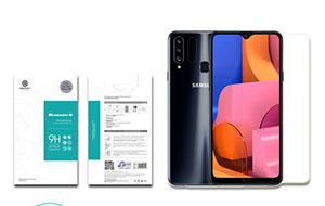 Photo of گلس شیشه ای نیلکین سامسونگ Nillkin H Samsung Galaxy A20s