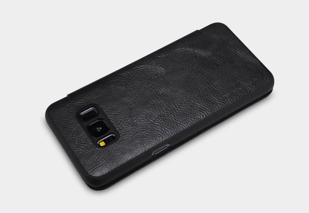 کیف چرم نیلکین سامسونگ Qin Samsung S8