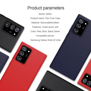 Nillkin Flex PURE cover case for Samsung Galaxy Note 20 Ultra